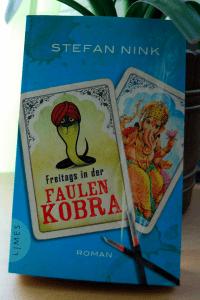"""Stefan Mink: """"Freitags in der faulen Kobra"""""""