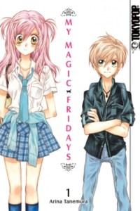 Arina Tanemura My Magic Fridays 01