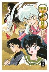 Rumiko Takahashi Inu Yasha New Edition 05