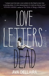 "Ava Dellaira: ""Love letters to the dead"""