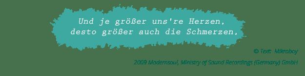 Zitat Mikroboy Schmerzen