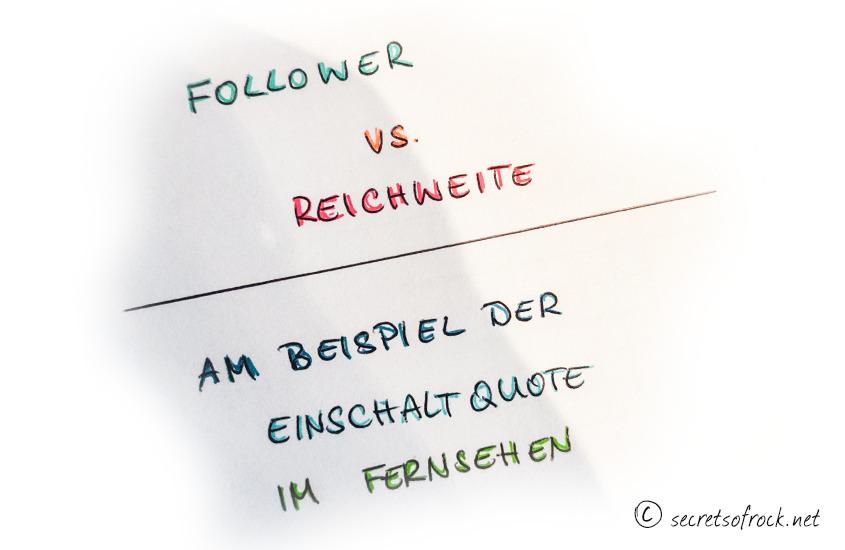 Der Ewige Streit: Follower vs Reichweite – Meine Gedanken
