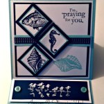 By the Tide Masculine Card