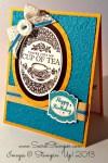 By Debbie Mageed, Tea Shoppe, Birthday