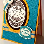 By Debbie Mageed, Tea Shoppe, Birthday