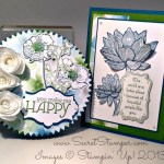 By Debbie Mageed, People Like You, Gift Box, Spiral Flower Die, Upcycled Crafts