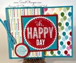 By Debbie Mageed, Starburst Sayings, Birthday, Fun Fold