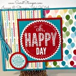 By Debbie Mageed, Starburst Sayings, Birthday, Fun Fold