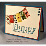 Countless Sayings 2, Photopolymer, Washi Tape, CAS