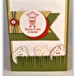 An Easter Card for Ewe