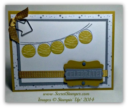 Happy Congratulations to Blog Candy Winner