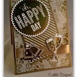 Gold Soiree for that Happy Day