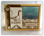 By Debbie Mageed, Wetlands, Itty Bitty Banners, Masculine, Birthday
