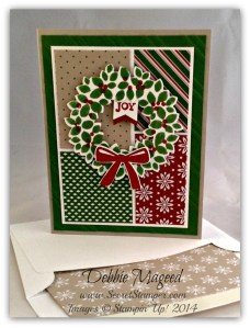 Holiday Cards Made Easy for the Pals Blog Hop