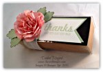 By Debbie Mageed, Fabulous Four, Floral Frames, Gift Box, Stampin Up