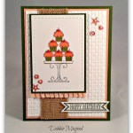 By Debbie Mageed, Crazy for Cupcakes, Sketched Birthday, Stampin Up
