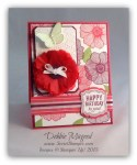 By Debbie Mageed, Summer Solstice, Label Love, Stampin Up