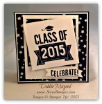 By Debbie Mageed, Class of 2015, Celebrate Today, Irresistibly Yours, On Film Framelits, Stampin Up