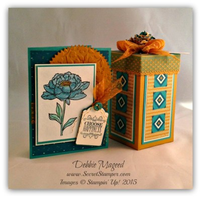 You've Got This Card and Gift Box