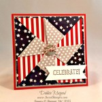 By Debbie Mageed, June 2014 Paper Pumpkin, Best of Birthdays, Stampin Up