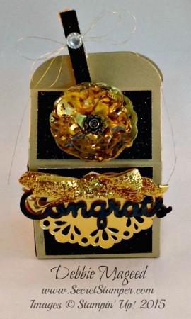 Bakers Box Thinlits, Wedding, Gift box