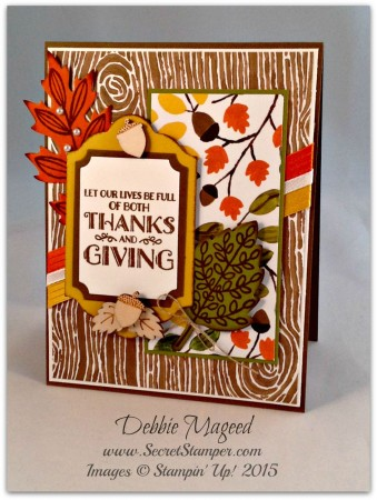 Lighthearted Leaves, Into the Woods, Autumn, Thanksgiving