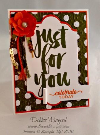 Botanicals for You, Botanical Builder, Birthday Bouquet