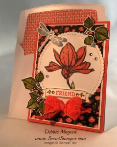 Remarkable You, Bloomin' Love, Awesomely Artistic, Stampin Up 2
