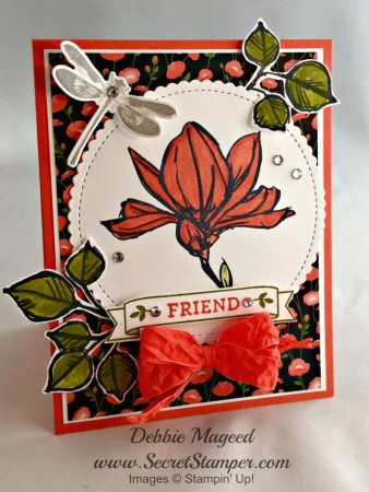 Remarkable You, Bloomin' Love, Awesomely Artistic, Stampin Up