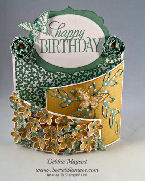 Happy Birthday Everyone, Petite Petals, Papillon Potpourri, Rose Wonder