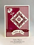 By Debbie Mageed, Paisleys & Posies, Paisley Framelits, Basket of Wishes, Stampin Up