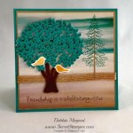 Stampin' Up! Friendship Card with Thoughtful Branches