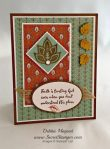 Artistically Asian, Paisleys & Posies, Flourishing Phrases, Sympathy, Autumn, Stampin Up