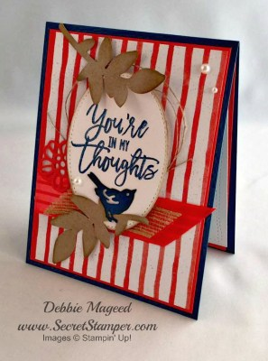 Stampin' Up! Thoughtful Branches and a Whole Lot More