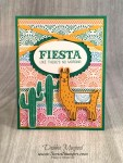 By Debbie Mageed, Birthday Fiesta, Better Together, Festive Birthday DSP, Fiesta, Stampin Up!