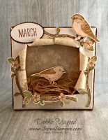 It's a Spring Theme with Stampin' Up! Best Birds for the Pals Blog Hop