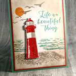 Stampin' Up! Colorful Seasons at High Tide