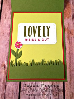By Debbie Mageed, Sitting Here, Lovely Inside & Out, Beautiful Bouquet, Stampin Up