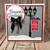 Snowflake Sentiments Makes a Brightly Lit Christmas Gift