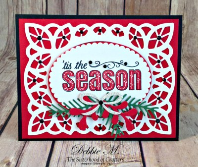 'Tis the Season with Merry Patterns for the Sisterhood of Crafters Challenge