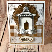 It's a Year of Cheer so Celebrate Seasonal Lanterns with Labels to Love