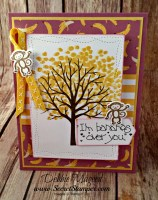 Zoo Babies Love Playing in the Sheltering Tree for Crafters Cafe