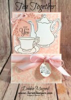 Time for Tea Together for the Pals Blog Hop