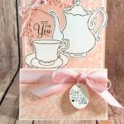 Time for Tea Together for the Pals Blog Hop