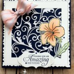 Humming Along Birthday Card for Cardz 4 Galz