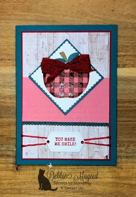 Harvest Hellos All Occasion Card for Make My Monday