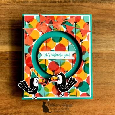 Bonanza Buddies Birthday Spinner Card for Make My Monday
