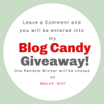 And the Blog Candy Giveaway WINNER is…
