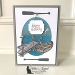 A Nautical Card By The Dock for Make My Monday