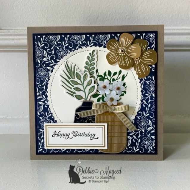 Boho Indigo Product Medley from Stampin' Up!